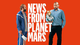 News from Planet Mars (2016)