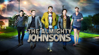 The Almighty Johnsons (2013)