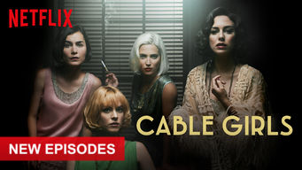 Cable Girls (2017)