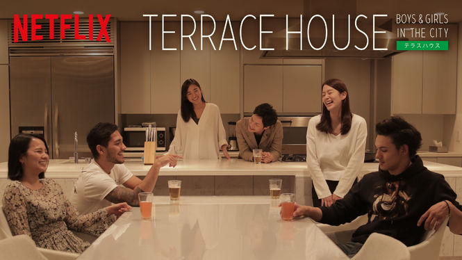 Terrace house boys girls in the city 2016 netflix for Terrace house reality show