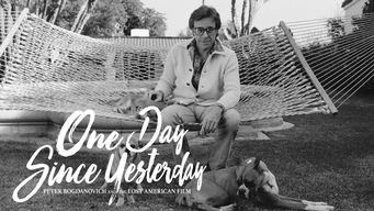 One Day Since Yesterday: Peter Bogdanovich & the Lost American Film (2014)