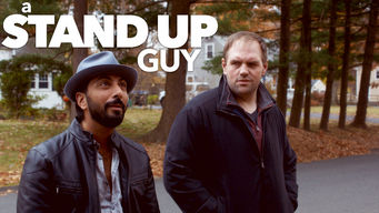 A Stand Up Guy (2016)