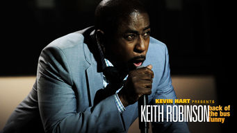 Kevin Hart Presents Keith Robinson: Back of the Bus Funny (2015)