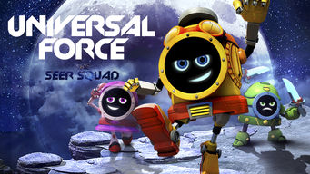 The Universal Force: The Seer Squad (2013)
