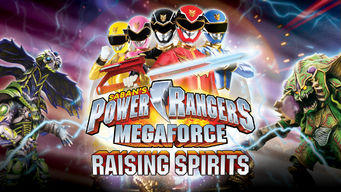 Power Rangers: Megaforce: Raising Spirits (2013)
