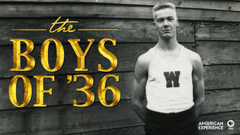 American Experience: The Boys of '36 (2016)