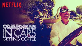 Comedians In Cars Getting Coffee 2018