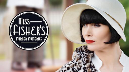 Miss fisher mysteries season 3 netflix sweden