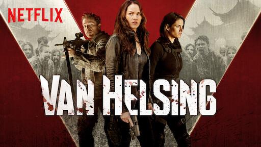 Van Helsing Netflix Offizielle Webseite
