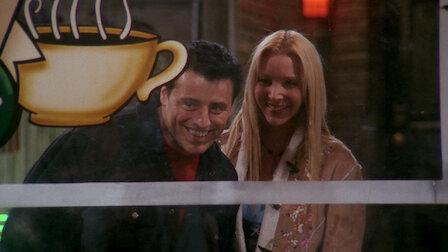Monica začíná chodit s richardem