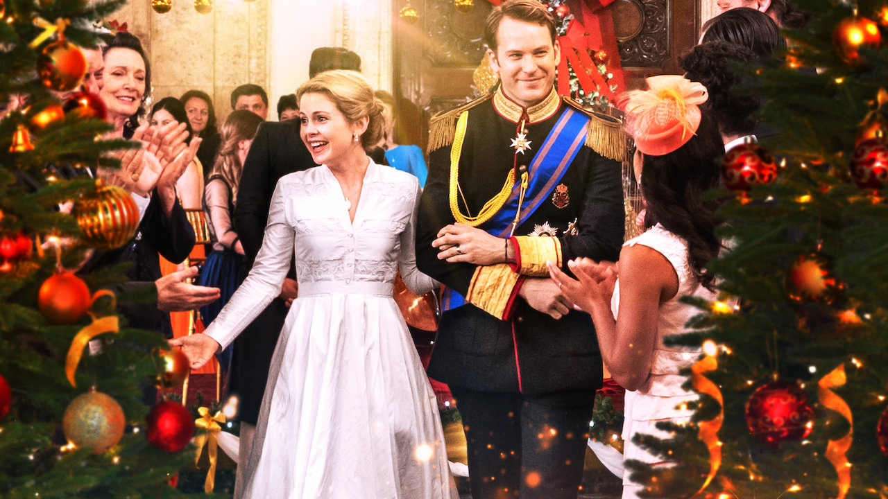 A Christmas Prince: The Royal Wedding  موقع Netflix الرسمي