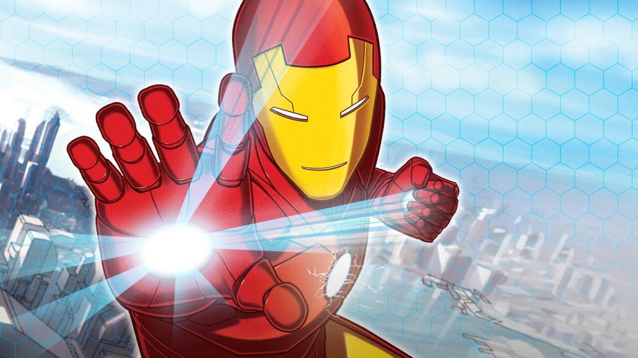 Iron Man: Armored Adventures | Netflix